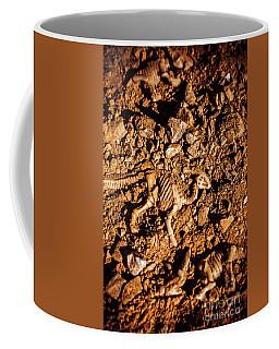 Bones From Ancient Times Coffee Mug