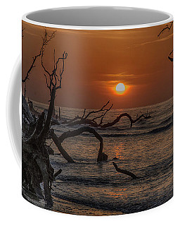 Boneyard Beach Coffee Mug