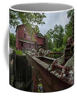 Bonneyville Mills Gears Coffee Mug