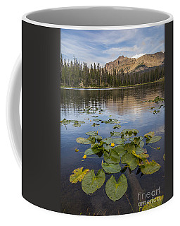 Bonnie Lake And Hayden Peak Coffee Mug