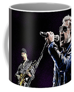 Bono Edge Coffee Mug