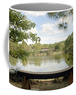 Bonsai Lake Coffee Mug
