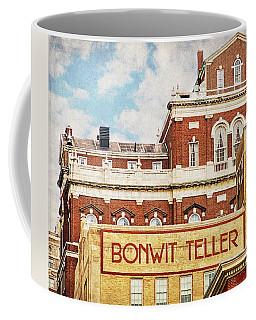 Bonwit Teller Coffee Mug
