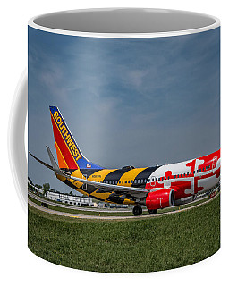 Boeing 737 Maryland Coffee Mug