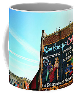 Boogie And Blues Coffee Mug by JAMART Photography