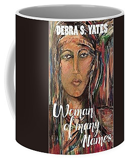 Coffee Mug featuring the painting book illustration,Nancy Ward by Dawn Fisher