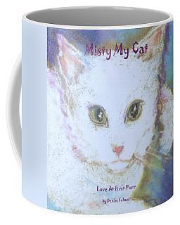 Book Misty My Cat Coffee Mug