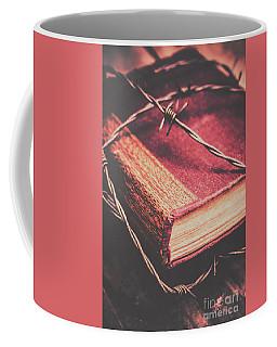 Book Of Secrets, High Security Coffee Mug
