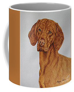 Boomer The Vizsla Coffee Mug
