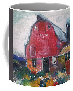 Boompa's Barn Coffee Mug