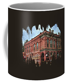 Boomtown Saloon Jacksonville Oregon Usa Coffee Mug