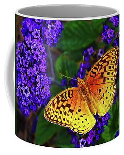 Boothbay Butterfly Coffee Mug