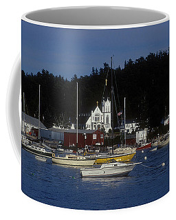 Boothbay Harbor Maine 2 Coffee Mug