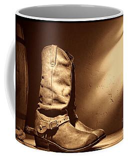Boots At The Hacienda  Coffee Mug