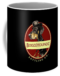 Boozehoundz Bottling Co. Coffee Mug