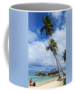Bora Bora View Coffee Mug