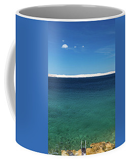 Bora In Velebit Kanal I Coffee Mug