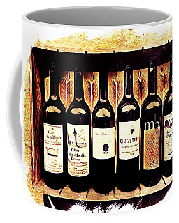 Bordeaux Sextet Coffee Mug