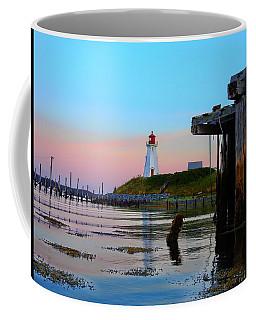 Border Lights Coffee Mug