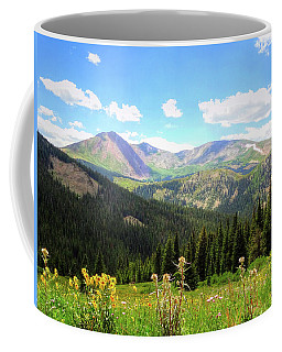 Boreas Pass Colorado Coffee Mug