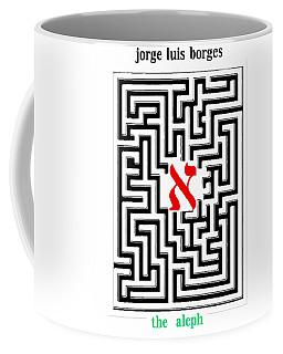 Borges' Aleph Poster Coffee Mug