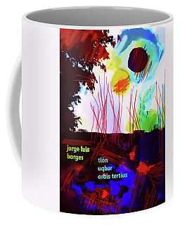 Borges Tlon Poster 2 Coffee Mug