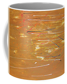 Coffee Mug featuring the painting Born Again by Michael Lucarelli