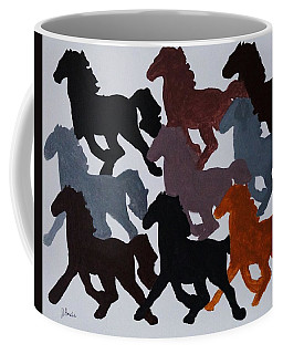 Coffee Mug featuring the photograph Born Free by Joseph Frank Baraba