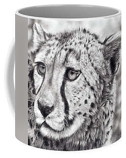 Born To Run Coffee Mug