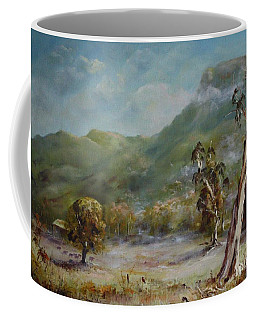Boronia Peak Coffee Mug