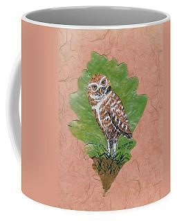 Borrowing Owl Coffee Mug