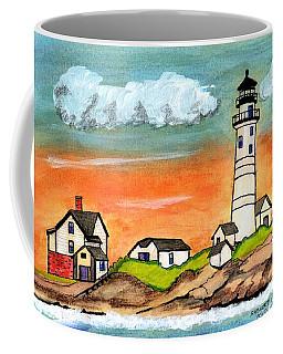 Bosotn Light Coffee Mug