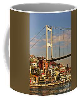 Bosphorus Coffee Mug