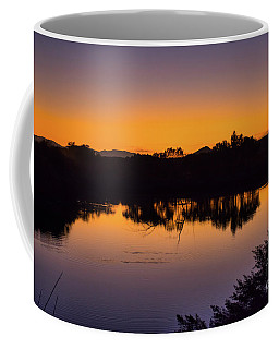 Bosque Del Apache Sunset Coffee Mug