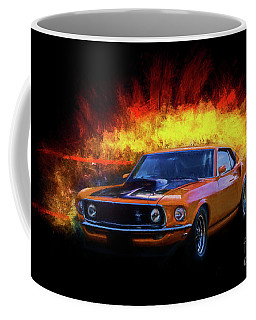 Boss 429 Mustang Coffee Mug