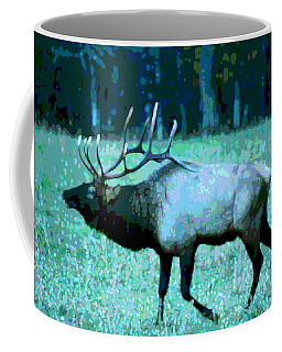Boss Of Cataloochee Coffee Mug