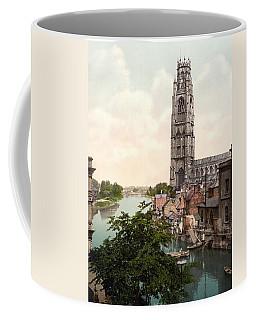 Boston - England Coffee Mug