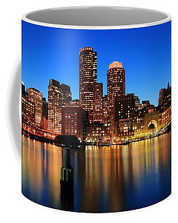 Boston Aglow Coffee Mug