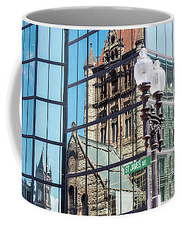 Boston At Different Angle Coffee Mug