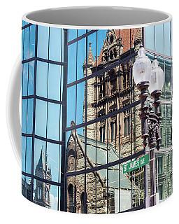 Boston At Different Angle Coffee Mug