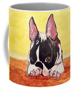Boston Baby Coffee Mug