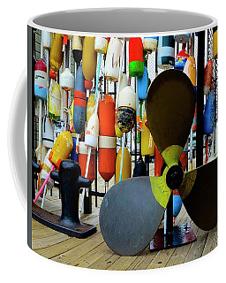 Boston Buoys Coffee Mug