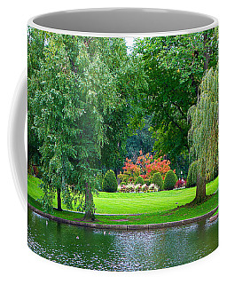 Boston Common Study 3 Coffee Mug