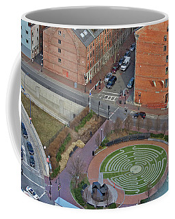 Boston Labyrinth Coffee Mug