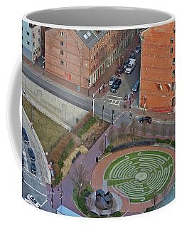 Boston Labyrinth Coffee Mug