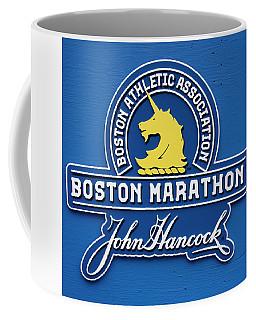 Boston Marathon - Boston Athletic Association Coffee Mug
