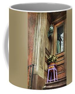 Boston South End Doorways Coffee Mug