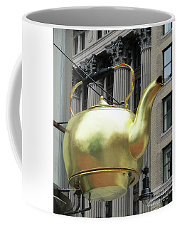 Boston Tea Pot Coffee Mug