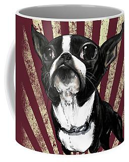 Boston Terrier Revolution Coffee Mug