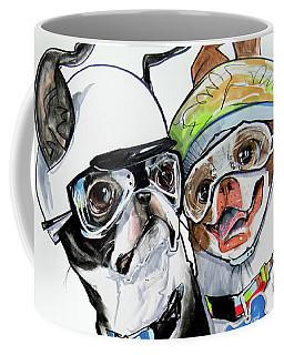 Boston Terriers - Dumb And Dumber Coffee Mug